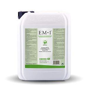 EMIKO Micro-organismes efficaces EM1 – 10 l.