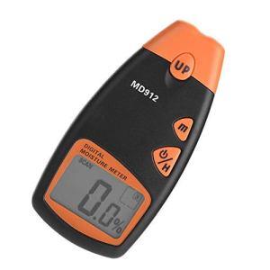 Équipement numérique LCD hygromètre en Bois 2/4 Broches détecteur d'humidité en Bois hygromètre en Bois testeur d'humidité