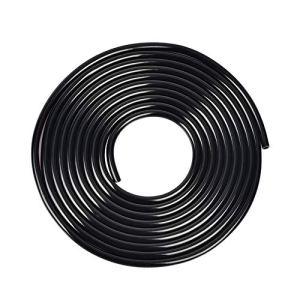 Facile à installer 1m-50m Tuyau d'arrosage 4 / 7mm PVC Micro irrigation goutte à goutte Plantes Tube fleur d'arrosage Tuyau Tuyau d'arrosage à effet de serre Irriguer système Durable ( Size : 5m )