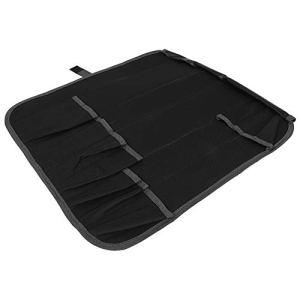 gjm Sac De Rangement pour Couteaux Portables étanche étanche 600d Oxford Tissu Sac De Rangement Porte-Couteau Toolkit pour Barbecue Camping