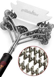 Grillaholics Essentials Grill Brosse Bristle Free