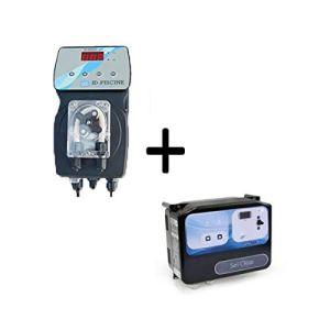 ID-Regul & Astral – Pack Electrolyseur Sel Clear Astral 95m3 + Régulation Micro Ph Id-regul