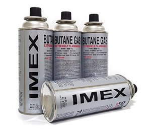 i-mex IMEX Cartouches de gaz