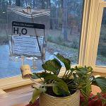 Irrigation Goutte à Goutte Kit, Science Dispositifs D'arrosage des Plantes Réglable, DIY Automatique Plantes Irrigation Système pour Jardin Maison Intérieur Extérieur/Fleurs du Parc, 50/350/500ML
