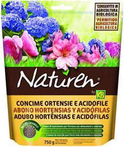 KB Abono hortensias y acidófilas Naturen by, 750g …