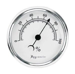 Lockdown Hygrometer
