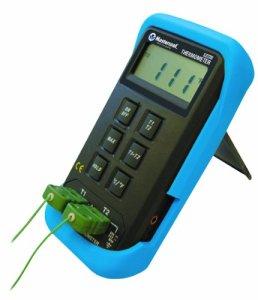 MASTERCOOL 52228numérique Thermomètre différentiel, inclut 2 sondes