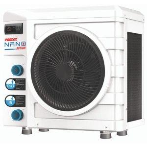N NETSPA Pompe à Chaleur de Piscine POOLEX Nano Action 3 KW pour des bassins jusqu'à 21m3