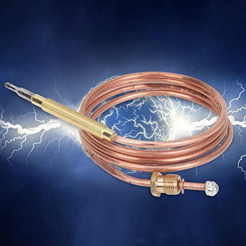 OUKENS Thermocouple à gaz Universel, cuisinière à gaz Adaptateurs de kit de Remplacement de cheminée à thermocouple Universel