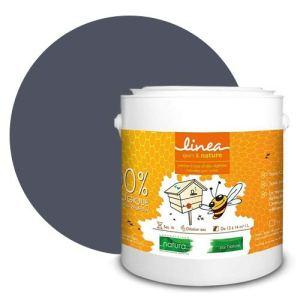 Peinture pour ruche NATURA Apiculture (2,5 litres, 30 m², Gris anthracite)