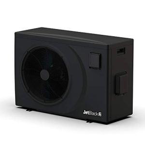 POOLEX Pompe à Chaleur Piscine JetBlack Full Inverter WiFi 7kw pour piscines jusqu'à 45 m³