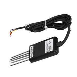 RS485 Détecteur de conductivité 5 broches pH NPK Température et humidité Capteur EC 290 g