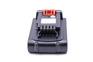 vhbw Batterie compatible avec Black & Decker HP188F4LK, MT18SSK, MULTIEVO, STC1815, STC1820 outil électrique (1500mAh Li-ion 18 V)
