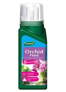 Westland-Engrais concentré pour Plantes, 200ML Engrais pour orchidées Null Transparent