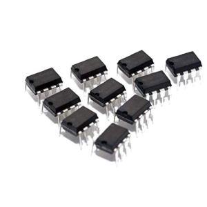 50Pcs NE555 Dip 8 timer simple et double bipolaire synchronisateur de précision du générateur