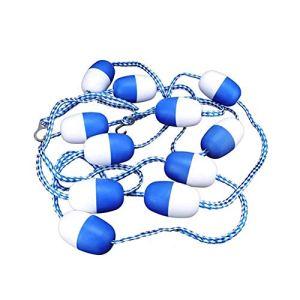 5m Sécurité Corde, Piscine Accessoires, Piscine Sécurité Diviseur Piscine Corde Lane Crochets Ligne