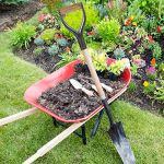 Cabilock Poignée de rechange en plastique – Poignée en D – Poignée de rechange pour pelle de jardin, pelle à neige
