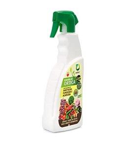 Extrait d'ortie en spray prêt à l'emploi pour la défense des légumes, arbres fruitiers, roses
