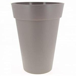 Fomax Cache-Pot Rond coloré de domensions 28.5×17.5×38.8cm
