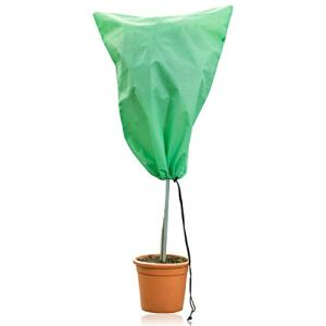 GardenGloss® Protection Hivernage Plante Premium [Différentes Dimensions] – Protection hivernage de qualité pour Plantes en Pots – Protection antigel Hiver – Protection hivernage pour Palmiers