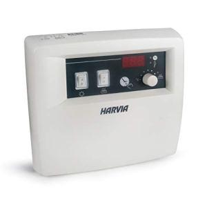 Harvia Sauna Unité de contrôle C90 avec Un capteur de température. Puissance Max. du poêle 9 KW ; 400V 3N