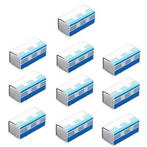Haute pureté Rosin Bloc naturel Résine à souder électrique Rosin outil de soudage 10PCS