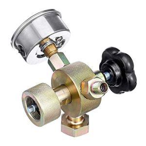 JIAHONG Vannes Kit de test de soupape à gaz d'air de remplissage d'azote FPU-25 / 40MPA pompe à filtre hydraulique de l'accumulateur hydraulique