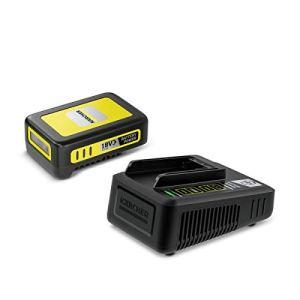 Kit Batterie Power 18/25 + chargeur rapide Kärcher