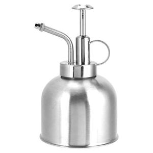 L'arrosage en Acier Inoxydable Peut Faire Pression pour La Main pour Pulvérisateur Réglable Pot D'arrosage pour Une Usine De Jardinage