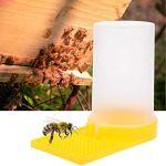 Mangeoire à Abeilles Ruche EntréE Mangeoire Abreuvoir pour Abeilles Distributeur d'eau pour Ruche Nourrisseur de Eau Distributeur d'eau pour Abeilles pour Entrée D'apiculture l'apiculture 2 Pcs