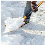 Neige Spade réglable en alliage d'aluminium de neige Spade Set Portable voiture neige Spade pour camping en plein air jardin jardinage Accessoires