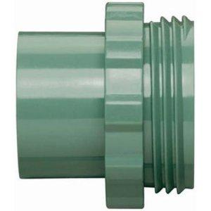 ORBIT UNDERGROUND Underground Sprinkler Transition Adapter, PVC-to-Manifold, Slip x Barb