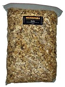Smokerholz24.de Copeaux de bois de hêtre pour barbecue – 1 kg