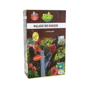 Start Traitement maladies des rosiers 750g 0,75kg SOM750