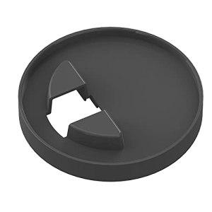 Support de bureau pour haut-parleur Supports de haut-parleurs Supports de haut-parleurs de bureau universels compatibles pour Echo Show 10 Support de bureau de stockage de cordon d'alimentation