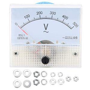 Tête de compteur de tension, voltmètre d'outil de mesure de tension pour mesurer la tension