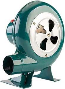 TYSJL Blacksmith électrique Forge Souffleur, Ventilateur centrifuge Vitesse Variable de Ventilateur, pour Camping/Pique-Nique/acativités extérieures (Size : 40W)