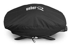 Weber 7111 Housse de protection pour barbecue à gaz Q 200/2000 Noir