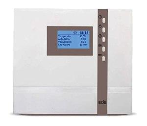 WEIGAND® EOS ECON D2 94.6138 Commande de sauna avec grand écran et minuterie de chauffage 6/12 I 4 profils utilisateur ECON D2
