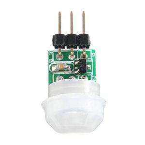 YMKT AM312 Mini module de détection de mouvement infrarouge pyroélectrique infrarouge module capteur à induction humaine intelligent anti-interférences