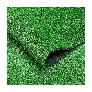 YNFNGXU Tailles Personnalisées Herbe Artificielle Turf – Intérieur Jardin Extérieur Jardin Paysage Balcon Synthétique Tapis De Gazon – épais Fausse Herbe Pad Pad(Size:15mm Grass height-2mx4m)