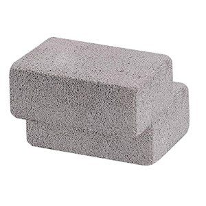 Briques de nettoyage pour grill, bloc de nettoyage de grill, 1 à 4 pièces pierre de nettoyage détartrante pour enlever les taches de barbecue