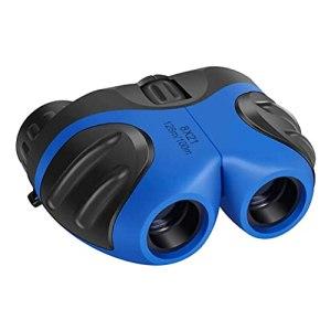 Dan&Dre Jumelles pour enfants, 8 x 21, compactes et résistantes aux chocs, jumelles pour enfants, télescope, jouets d'extérieur