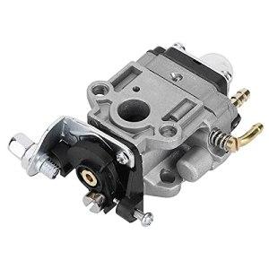 DDBAKT Kit de carburateur de remplacement de 10 mm pour débroussailleuse Weedeater 1E34F 1E36F TU26 TL26 26 cc 33 cc