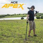 """Détecteur de Métaux Garrett ACE APEX 6×11 """"Multi-Freq Basic"""