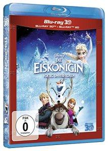 Die Eiskönigin-Völlig Unverfroren-3d+2D [Blu-Ray] [Import]