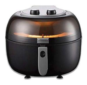 Four de friteuse d'air numérique 7L friteuse à air avec affichage numérique, sy Air Fryer stème de circulation de l'air rapide pour une huile sans huile sans huile s