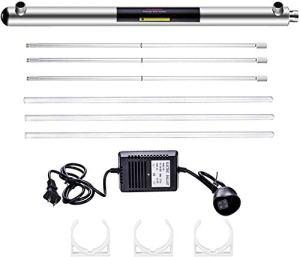 Geekpure lumière ultraviolette Eau Filter- UV Sterlizer purificateur d'eau 55W (12GPM)