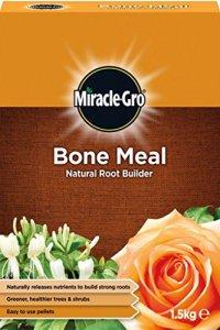Miracle-Gro farine d'os naturel racine Builder – 1,5 kg