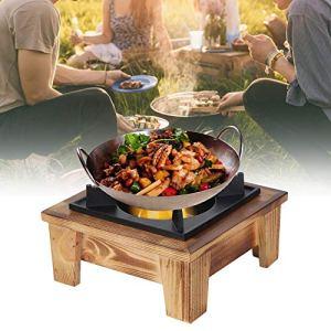 ROMACK Four Portable, cuisinière Conception Portable Large Gamme d'applications pour Faire Une variété de Plats délicieux
